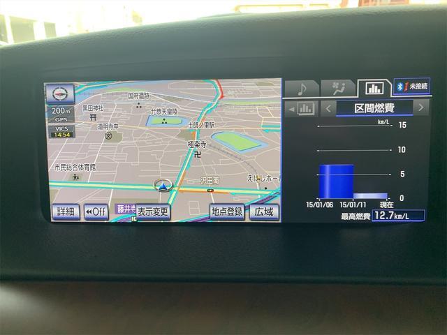 460/VerC/コーナーセンサー/BLKレザー/パワーシート/シートヒーター/シートエアコン/純正ナビ/フルセグ/バックカメラ/ハンドルヒーター/クルーズコントロール/電動格納ミラー/ETC(29枚目)