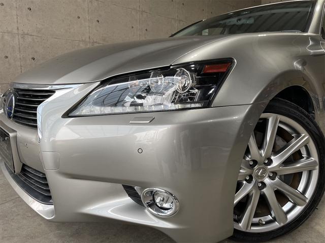 450h/VerL/三眼LED/コーナーセンサー/BLKレザー/ダブルエアコン/パワーシート/シートヒーター/シートエアコン/BSM/電動格納ミラー/アダプティブクルーズコントロール/ブルーレイ再生(7枚目)