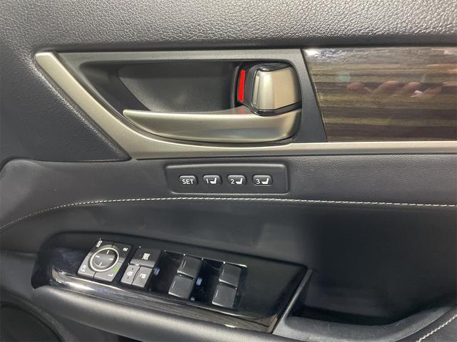 450h/VerL/三眼LED/コーナーセンサー/BLKレザー/ダブルエアコン/パワーシート/シートヒーター/シートエアコン/BSM/電動格納ミラー/アダプティブクルーズコントロール/ブルーレイ再生(12枚目)