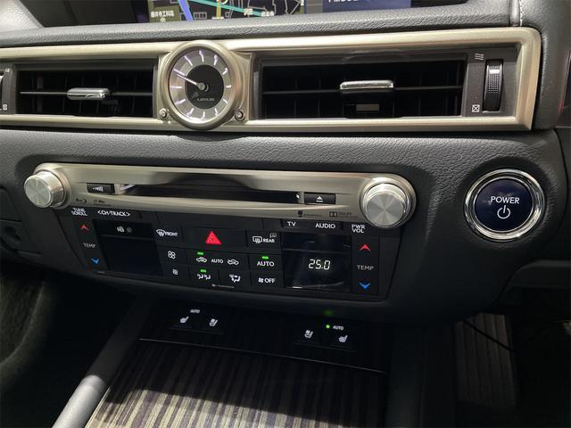450h/VerL/三眼LED/コーナーセンサー/BLKレザー/ダブルエアコン/パワーシート/シートヒーター/シートエアコン/BSM/電動格納ミラー/アダプティブクルーズコントロール/ブルーレイ再生(30枚目)