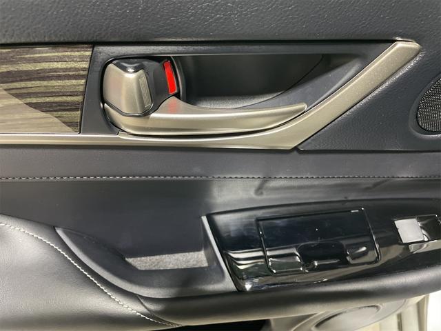 450h/VerL/三眼LED/コーナーセンサー/BLKレザー/ダブルエアコン/パワーシート/シートヒーター/シートエアコン/BSM/電動格納ミラー/アダプティブクルーズコントロール/ブルーレイ再生(47枚目)