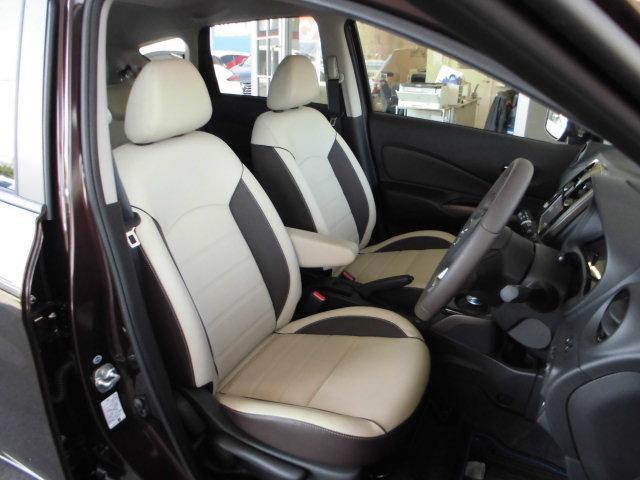 「プレミアムホワイトインテリア」で高級感あふれる車内空間