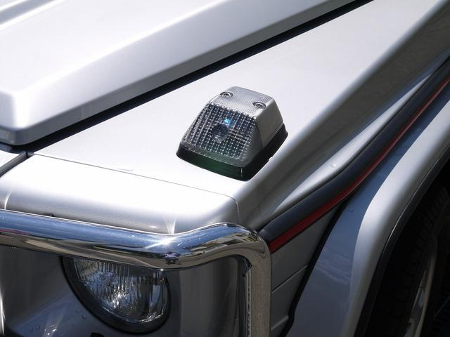 メルセデス・ベンツ M・ベンツ G320 カブリオ 黒革 BRABUSパーツ ディーラー車
