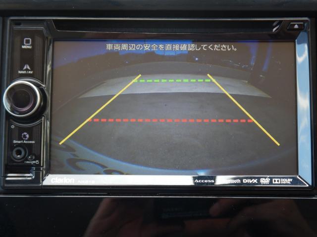 E ワンオーナー車 クラリオンメモリーナビ・・CD/DVD/BTA/USB/SD/TV・・ バックカメラ 運転席シートヒーター キーレスエントリーKEY(4枚目)