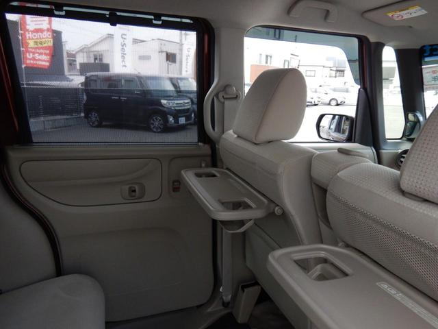 G・Lパッケージ ・・当社顧客ワンオーナー車 後期型 純正ナビ・CD/DVD/BTA/USB/TV・ バックカメラ ETC 左側電動スライドドア 後席スライド機構 テーブル スクリーンシェード スマートキー2個(6枚目)