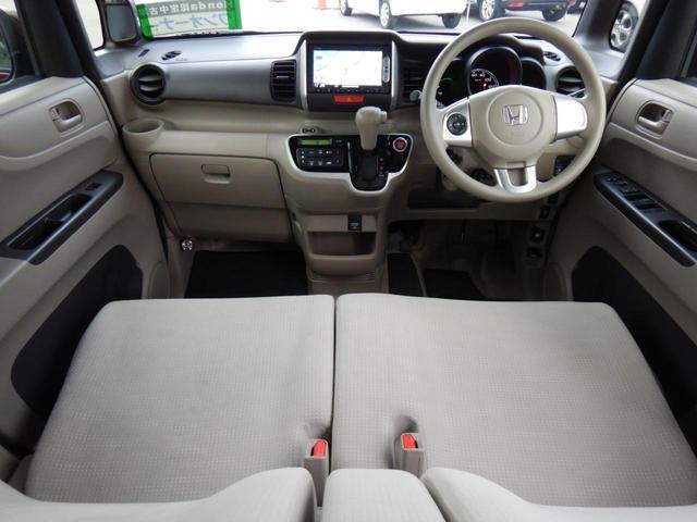 G・Lパッケージ ・・当社顧客ワンオーナー車 後期型 純正ナビ・CD/DVD/BTA/USB/TV・ バックカメラ ETC 左側電動スライドドア 後席スライド機構 テーブル スクリーンシェード スマートキー2個(15枚目)