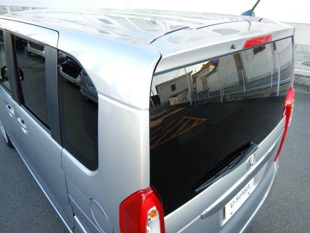 G・Lターボホンダセンシング ・・当社デモカー 8インチナビ・スマホ連携可CD録再対応・ バックカメラ ETC 衝突軽減装置 車線&車間維持オートクルーズ サイド&カーテンエアバック 両側パワースライドドア LEDヘッドライト(44枚目)
