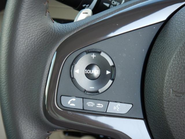 G・Lターボホンダセンシング ・・当社デモカー 8インチナビ・スマホ連携可CD録再対応・ バックカメラ ETC 衝突軽減装置 車線&車間維持オートクルーズ サイド&カーテンエアバック 両側パワースライドドア LEDヘッドライト(61枚目)