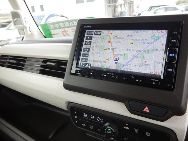 L・ターボ デモカー ナビ 衝突軽減ブレーキ ETC リアカメラ 両側電動スライドドア シートヒーター シートバックテーブル ロールサンシェイド サイド&カーテンエアバッグ 急速充電USB2個 パドルシフト(3枚目)