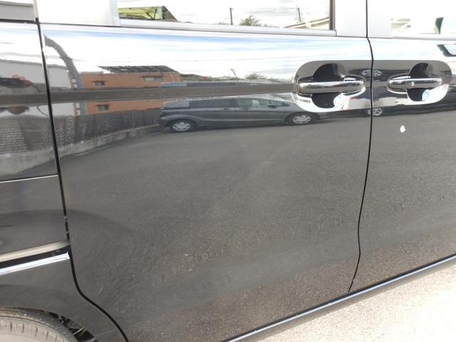 L・ターボ デモカー ナビ 衝突軽減ブレーキ ETC リアカメラ 両側電動スライドドア シートヒーター シートバックテーブル ロールサンシェイド サイド&カーテンエアバッグ 急速充電USB2個 パドルシフト(40枚目)