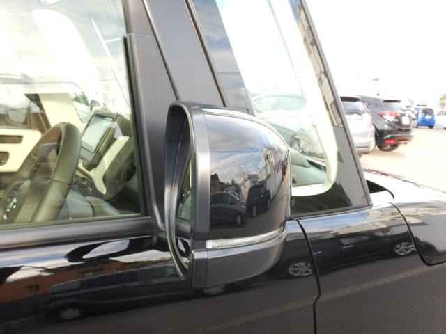 L・ターボ デモカー ナビ 衝突軽減ブレーキ ETC リアカメラ 両側電動スライドドア シートヒーター シートバックテーブル ロールサンシェイド サイド&カーテンエアバッグ 急速充電USB2個 パドルシフト(42枚目)