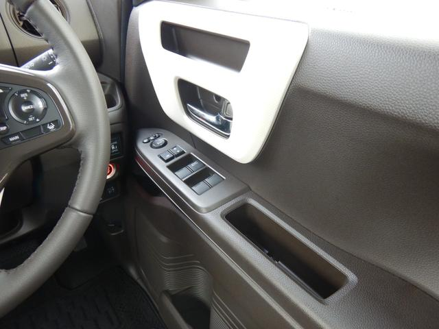 L・ターボ デモカー ナビ 衝突軽減ブレーキ ETC リアカメラ 両側電動スライドドア シートヒーター シートバックテーブル ロールサンシェイド サイド&カーテンエアバッグ 急速充電USB2個 パドルシフト(54枚目)