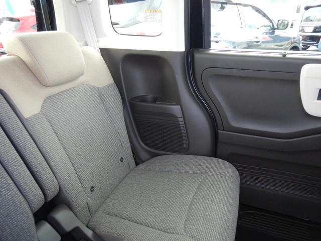L・ターボ デモカー ナビ 衝突軽減ブレーキ ETC リアカメラ 両側電動スライドドア シートヒーター シートバックテーブル ロールサンシェイド サイド&カーテンエアバッグ 急速充電USB2個 パドルシフト(62枚目)