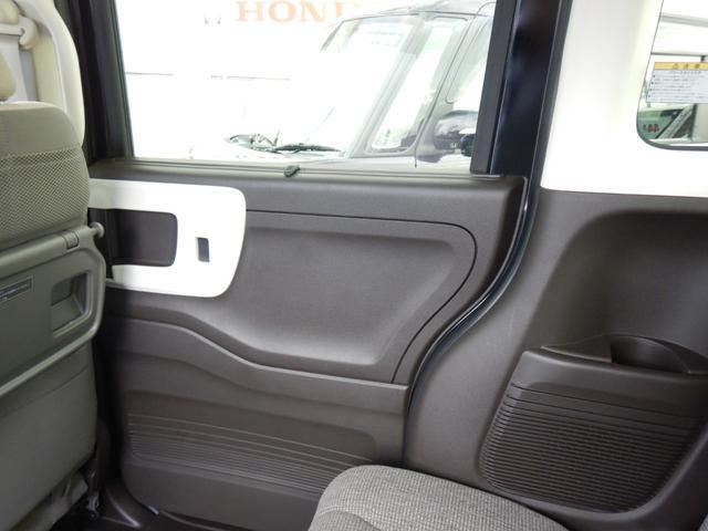 L・ターボ デモカー ナビ 衝突軽減ブレーキ ETC リアカメラ 両側電動スライドドア シートヒーター シートバックテーブル ロールサンシェイド サイド&カーテンエアバッグ 急速充電USB2個 パドルシフト(65枚目)