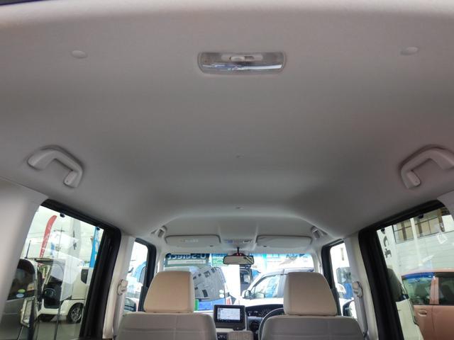 L・ターボ デモカー ナビ 衝突軽減ブレーキ ETC リアカメラ 両側電動スライドドア シートヒーター シートバックテーブル ロールサンシェイド サイド&カーテンエアバッグ 急速充電USB2個 パドルシフト(68枚目)