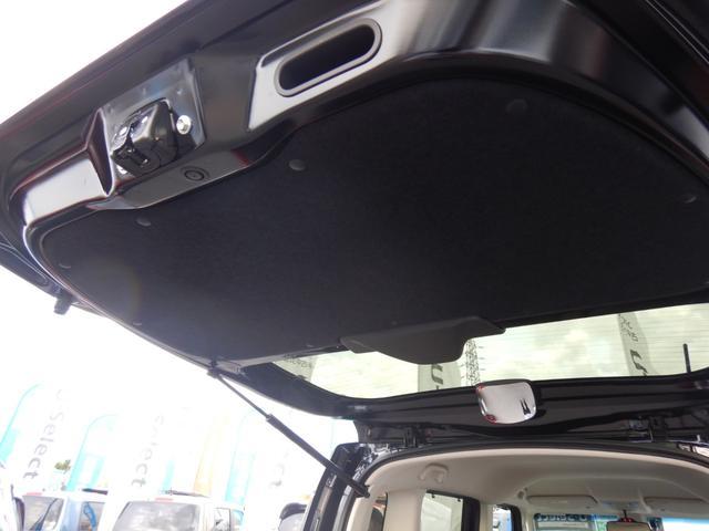 L・ターボ デモカー ナビ 衝突軽減ブレーキ ETC リアカメラ 両側電動スライドドア シートヒーター シートバックテーブル ロールサンシェイド サイド&カーテンエアバッグ 急速充電USB2個 パドルシフト(70枚目)