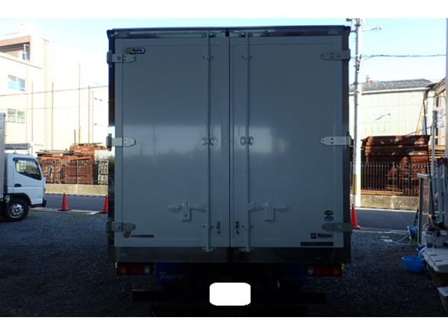 三菱ふそう キャンター 3t ワイドロング 冷蔵冷凍車 5速MT ETC