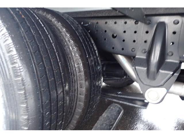 三菱ふそう キャンター 2t アルミバン ラッシング2段 フォグランプ