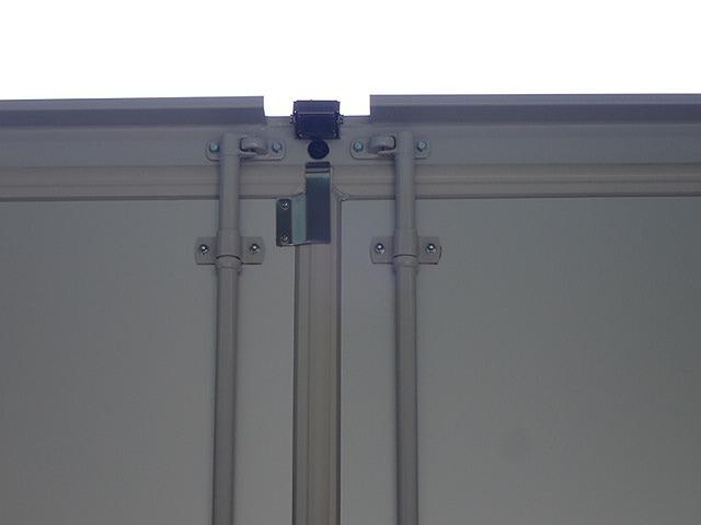 2t標準10尺アルミバン ラッシング2段 車線逸脱警報(7枚目)