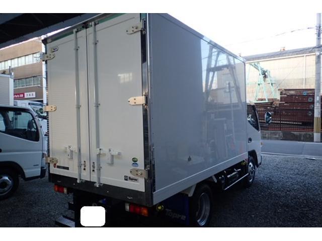 標準10尺冷蔵冷凍車MT車低温マイナス30度設定(4枚目)