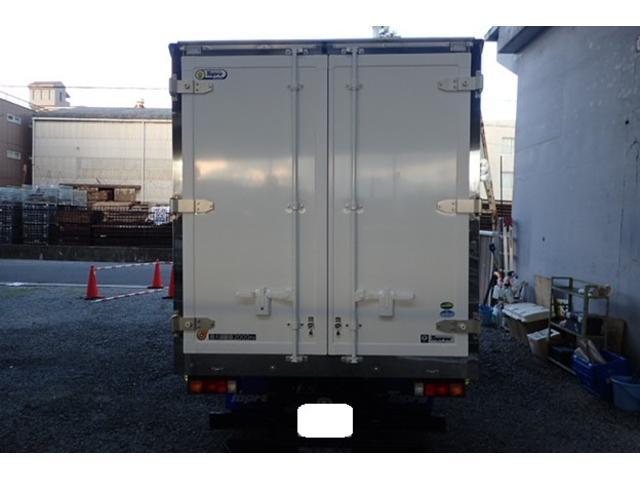 標準10尺冷蔵冷凍車MT車低温マイナス30度設定(5枚目)
