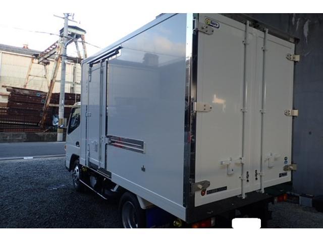 標準10尺冷蔵冷凍車MT車低温マイナス30度設定(6枚目)