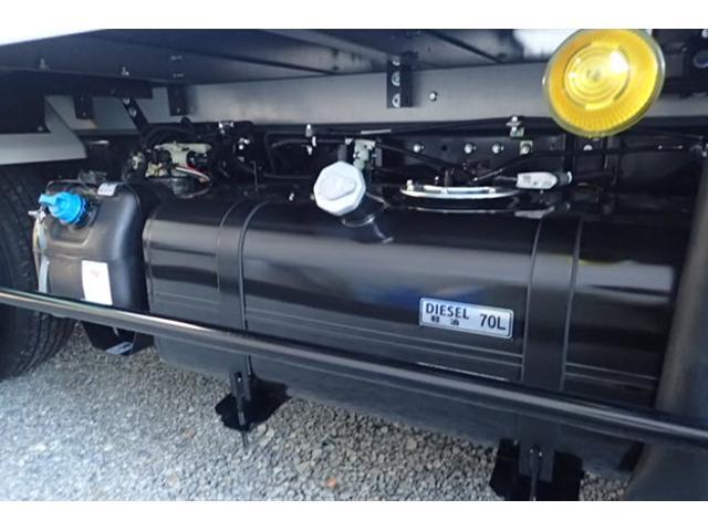 標準10尺冷蔵冷凍車MT車低温マイナス30度設定(7枚目)