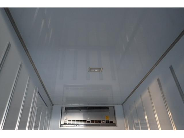 標準10尺冷蔵冷凍車MT車低温マイナス30度設定(17枚目)