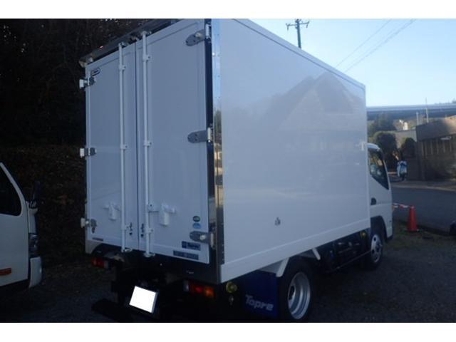 2t標準10尺冷蔵冷凍車 5速MT -30℃設定(3枚目)
