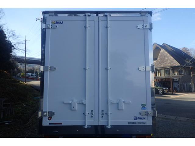 2t標準10尺冷蔵冷凍車 5速MT -30℃設定(13枚目)