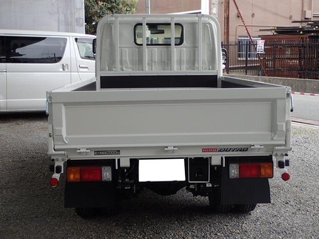 2t標準10尺平ボディ AT車(7枚目)