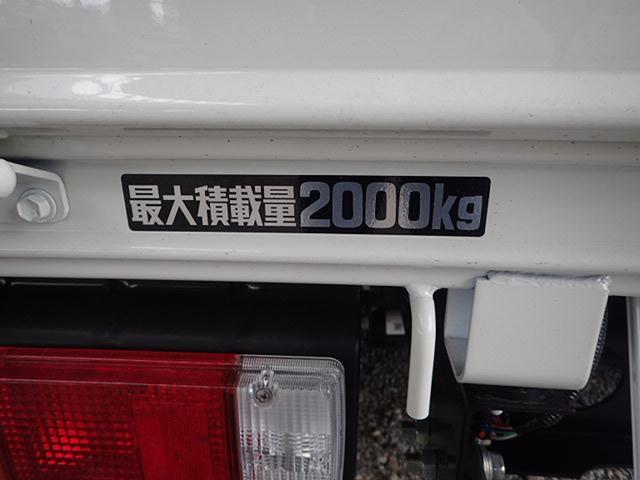 2t標準10尺平ボディ AT車(12枚目)