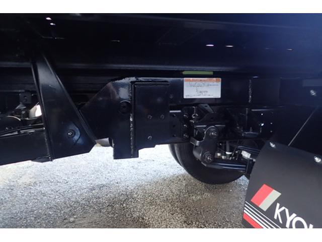 3.25t 車載車 極東製フラトップZERO 175馬力(15枚目)