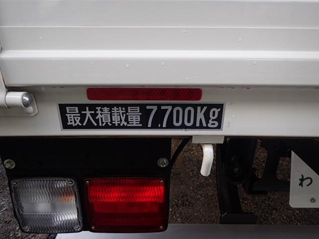 増t タダノ製 4段クレーン フックイン ラジコン付(7枚目)
