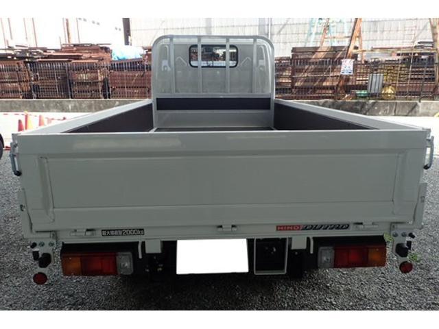 2t標準10尺平ボディ 5速MT 安全装置付(5枚目)