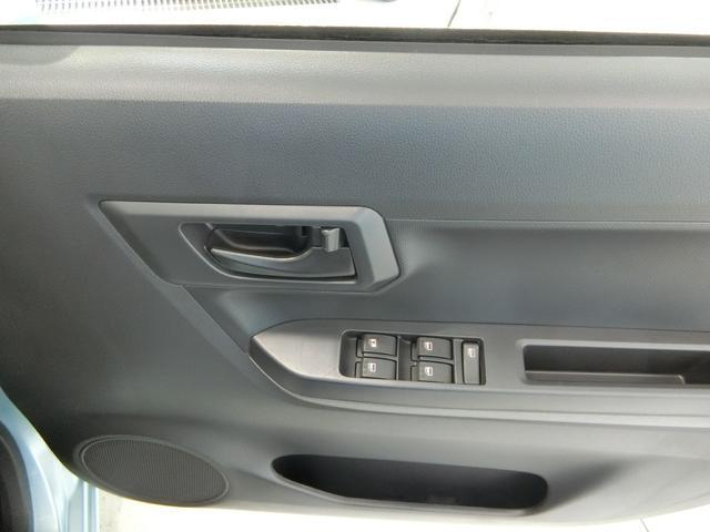 L SAIII 衝突被害軽減ブレーキ 横滑り防止装置 オートマチックハイビーム アイドリングストップ 前後コーナーセンサー キーレスエントリー エアコン エアバック パワーウィンドウ バイザー マット CDオーディオ(10枚目)