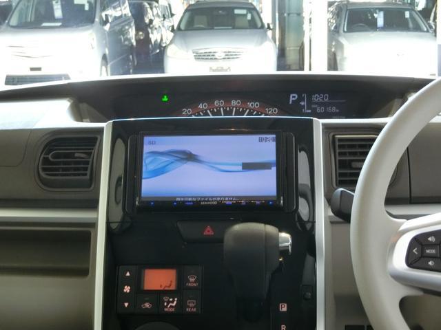 G SAII 衝突被害軽減ブレーキ 横滑り防止装置 アイドリングストップ 両側電動スライドドア キーフリーシステム オートエアコン ステアリングスイッチ オートライト ベンチシート ナビ バックカメラ マット(6枚目)