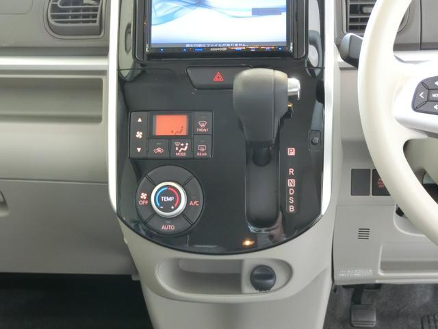 G SAII 衝突被害軽減ブレーキ 横滑り防止装置 アイドリングストップ 両側電動スライドドア キーフリーシステム オートエアコン ステアリングスイッチ オートライト ベンチシート ナビ バックカメラ マット(7枚目)