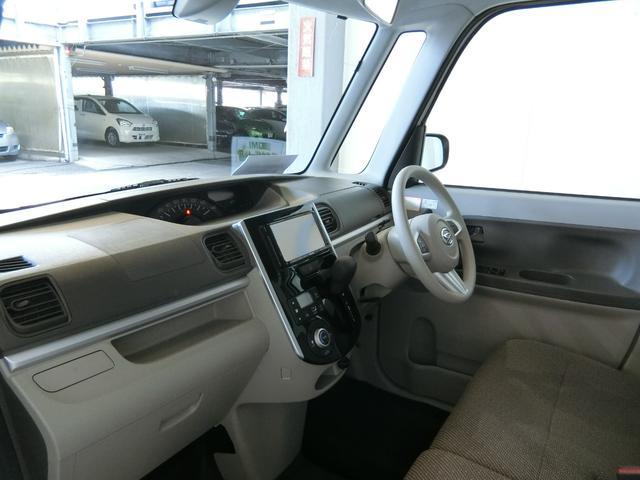 G SAII 衝突被害軽減ブレーキ 横滑り防止装置 アイドリングストップ 両側電動スライドドア キーフリーシステム オートエアコン ステアリングスイッチ オートライト ベンチシート ナビ バックカメラ マット(12枚目)