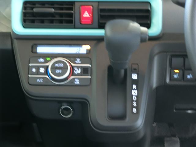 Xセレクション 衝突被害軽減ブレーキ 横滑り防止装置 オートマチックハイビーム アイドリングストップ 左側電動スライドドア ステアリングスイッチ オートライト シートヒーター ベンチシート バイザー マット LED(6枚目)