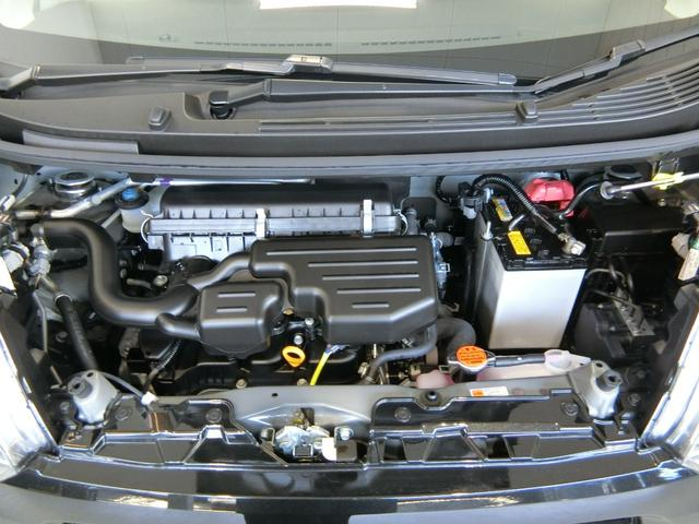 XリミテッドII SAIII 衝突被害軽減ブレーキ 横滑り防止装置 オートマチックハイビーム アイドリングストップ キーフリーシステム オートエアコン シートヒーター ベンチシート ステアリングスイッチ 革巻きハンドル(18枚目)