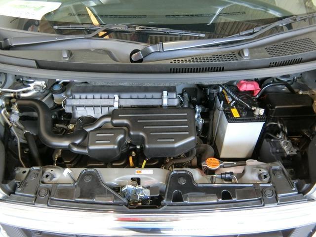 カスタムX トップエディションVS SAIII 衝突被害軽減ブレーキ 横滑り防止装置 オートマチックハイビーム アイドリングストップ 両側電動スライドドア ステアリングスイッチ オートライト ベンチシート シートヒーター キーフリーシステム LED(18枚目)