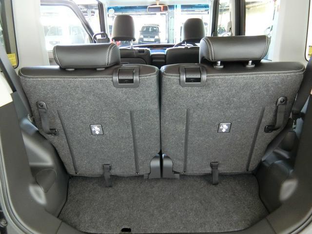 カスタムX トップエディションVS SAIII 衝突被害軽減ブレーキ 横滑り防止装置 オートマチックハイビーム アイドリングストップ 両側電動スライドドア ステアリングスイッチ オートライト ベンチシート シートヒーター キーフリーシステム LED(27枚目)