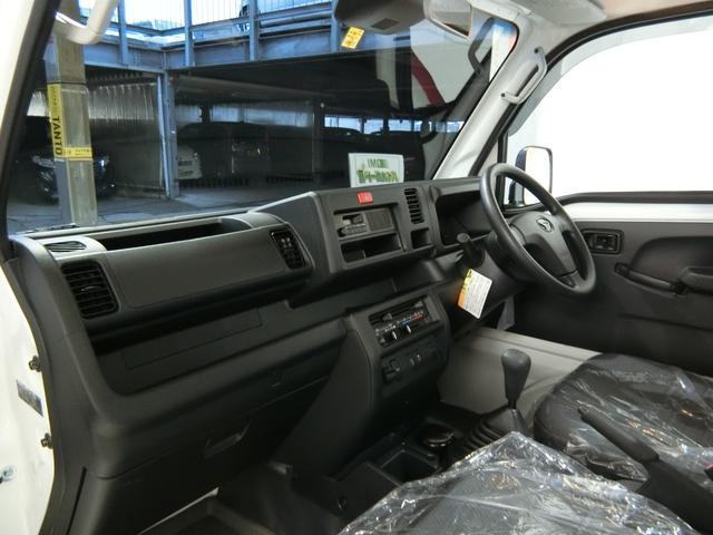 スタンダードSAIIIt 衝突被害軽減ブレーキ 横滑り防止装置 パートタイム4WD 5速MT車 バイザー マット 純正オーディオ 手動式ウィンドウ エアコン エアバック LEDヘッドランプ サンバイザー 吸殻入れ(10枚目)