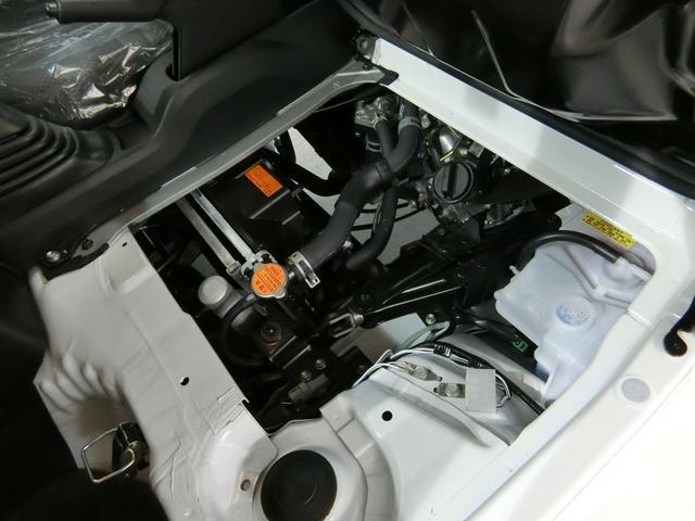 スタンダードSAIIIt 衝突被害軽減ブレーキ 横滑り防止装置 パートタイム4WD 5速MT車 バイザー マット 純正オーディオ 手動式ウィンドウ エアコン エアバック LEDヘッドランプ サンバイザー 吸殻入れ(12枚目)