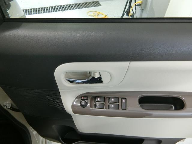 Gホワイトアクセントリミテッド SAIII 衝突被害軽減ブレーキ 横滑り防止装置 オートマチックハイビーム アイドリングストップ 両側電動スライドドア ステアリングスイッチ オートライト キーフリーシステム オートエアコン 純正ホイールキャップ(11枚目)