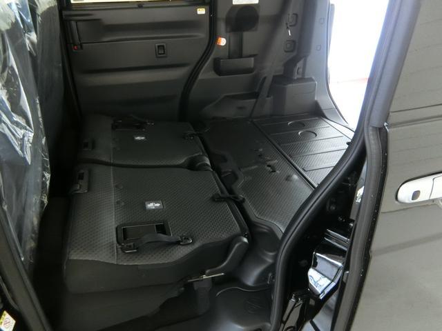 GターボリミテッドSAIII 衝突被害軽減ブレーキ 横滑り防止装置 オートマチックハイビーム アイドリングストップ 両側電動スライドドア ステアリングスイッチ 革巻きハンドル オートライト キーフリーシステム オートエアコン(27枚目)