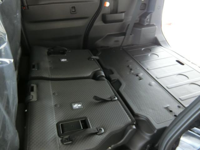GターボリミテッドSAIII 衝突被害軽減ブレーキ 横滑り防止装置 オートマチックハイビーム アイドリングストップ 両側電動スライドドア ステアリングスイッチ キーフリーシステム オートエアコン パノラマモニター ベンチシート(28枚目)