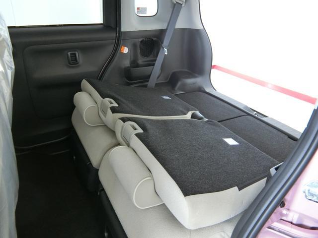Xホワイトアクセントリミテッド SAIII 衝突被害軽減ブレーキ 横滑り防止装置 オートマチックハイビーム アイドリングストップ 両側電動スライドドア ステアリングスイッチ キーフリーシステム オートエアコン ベンチシート 純正ホイールキャップ(14枚目)