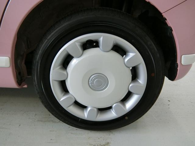 Xホワイトアクセントリミテッド SAIII 衝突被害軽減ブレーキ 横滑り防止装置 オートマチックハイビーム アイドリングストップ 両側電動スライドドア ステアリングスイッチ キーフリーシステム オートエアコン ベンチシート 純正ホイールキャップ(17枚目)